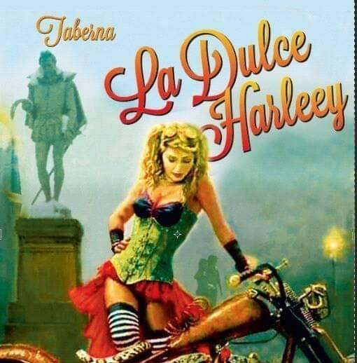 Concierto motero en la taberna La Dulce Harley 02/03/19